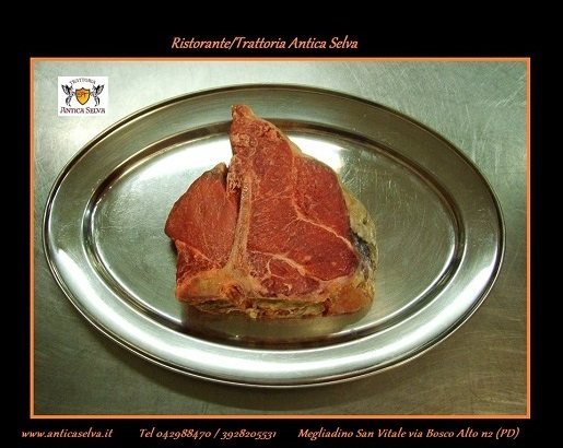 Carne alla Brace Montagnana Padova Fiorentine di Sorana